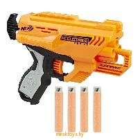 Бластер Nerf Элит 'Квадрант' Hasbro E0012 | minsktoys.by