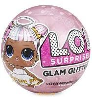 Кукла-сюрприз L.O.L. в шаре - Glam Glitter Series 555605E7C  | minsktoys.by